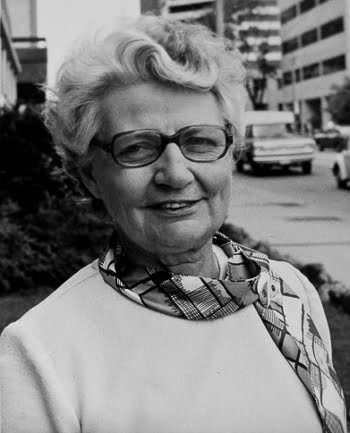 Harriett-Christie-in-1960s-UCC-Archive-photo