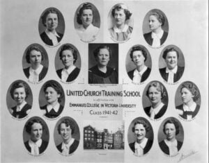 1941-42 UCTS class