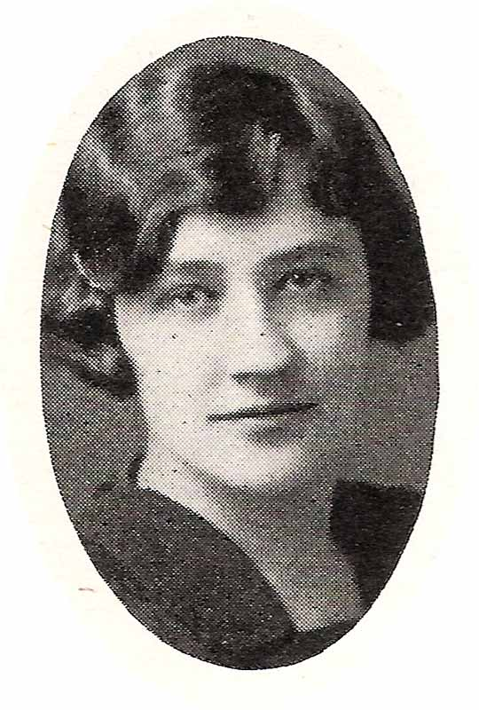Dorothy Kushner (Wiznuk) a 1928 grad of Manitoba College Women's Program