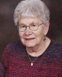 Betty Ann Caldwell