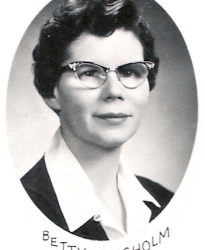 Betty Chisholm Cade