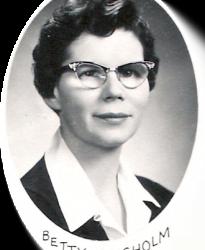 Betty Chisholm Cade