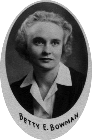Betty (Bowman) Syer