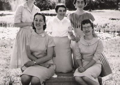 Dau-Heather-Shirley-Beckman-Marion-Ronalds-Verna-Crooks-McKay-Elaine-Harland-Fraser-Maritime-Conference-1960