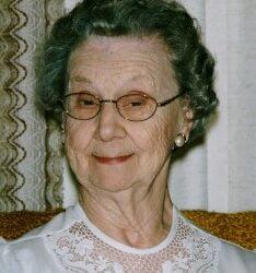 Mary Burns Field