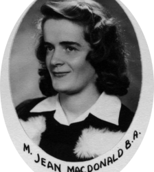 Jean Macdonald