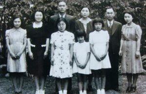 Noby-Sasaki-family-c-1937