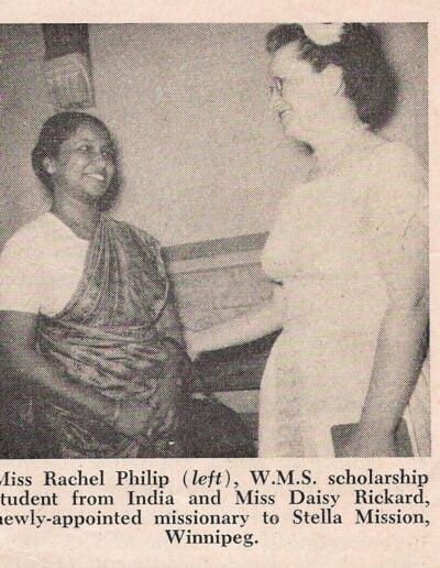 Rickard-Daisy-1959-Missionary-Monthly-Magazine