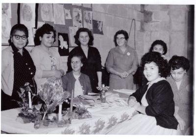 Wilma-Sharpe-Friendship-Centre-Tea-November-29-1961